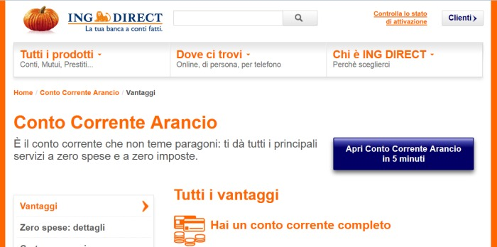 giacenza media ing direct